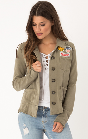 Breaker Jacket by Others Follow