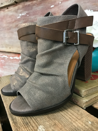Meson Bootie by Not Rated