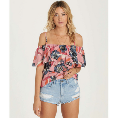 Summer Sunset Top by Billabong (3 Colors)