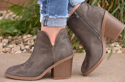 The Rhi Bootie (2 Colors)