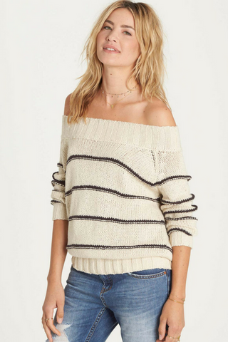 Snuggle Down Sweater by Billabong