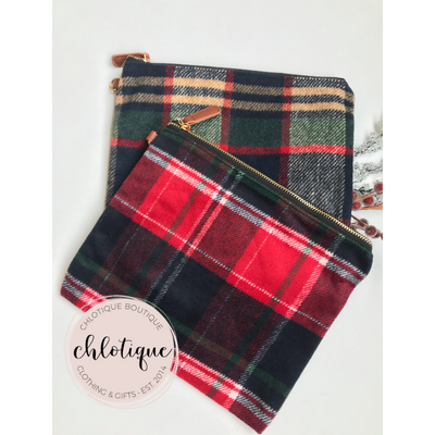 TarTan Clutch/Makeup Bag