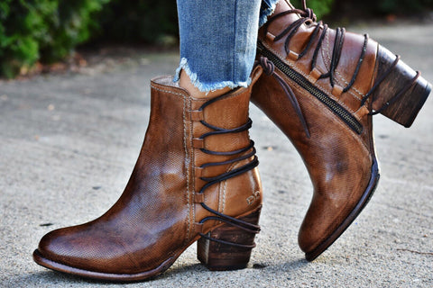 The Blaire Bootie