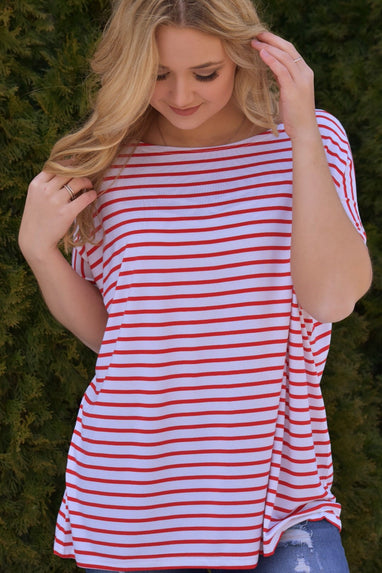 The Most Beloved Striped Top (3 Colors)