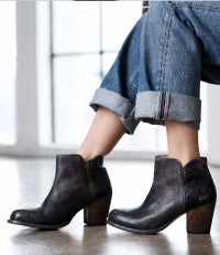 Yell Ankle Bootie by BedStu