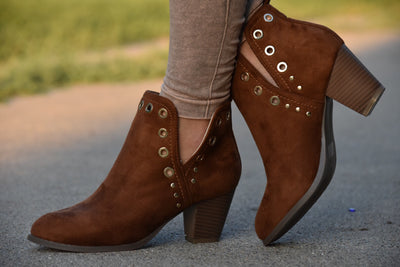 The Harley Bootie (2 Colors)