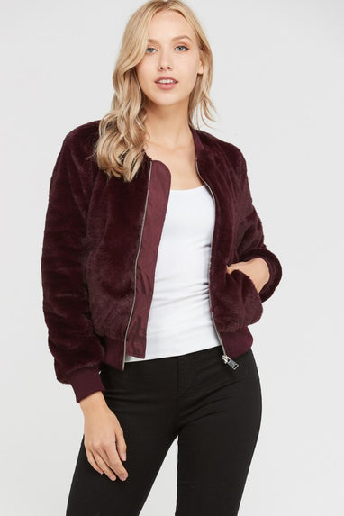 Ruby Rose Bomber Jacket