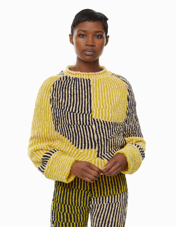 JEROME DOLMAN SWEATER