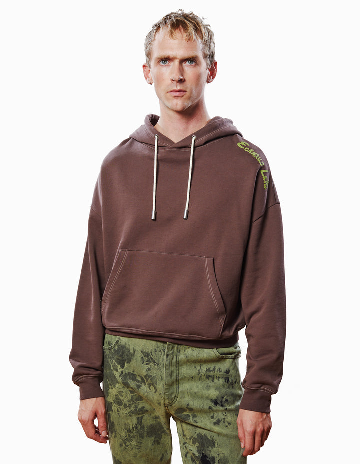 HOODIE IN SHOPPING BAG