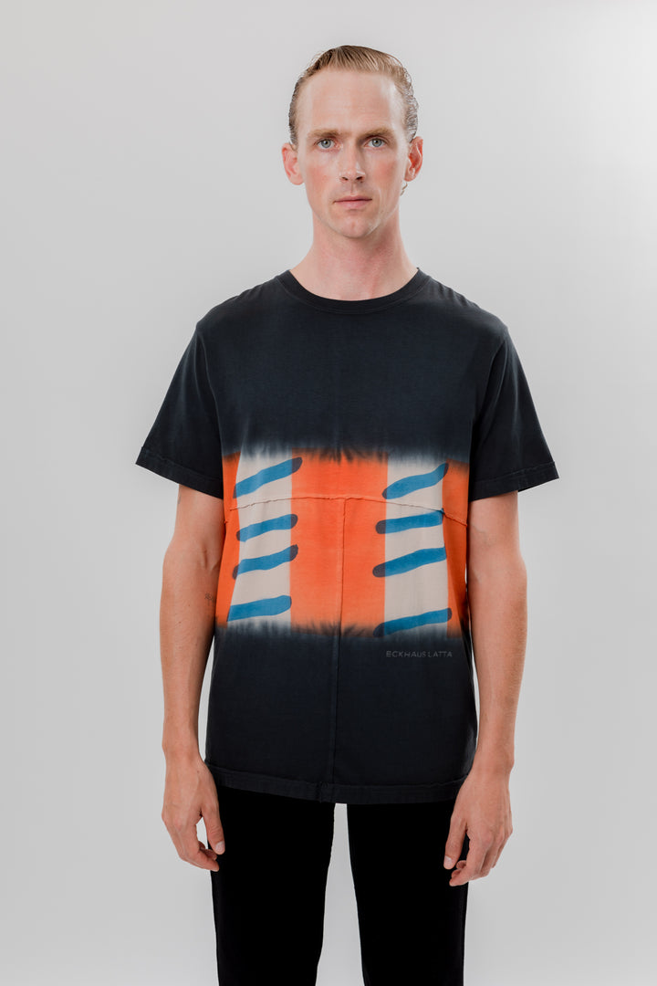 Lapped Tee Flag Stripe