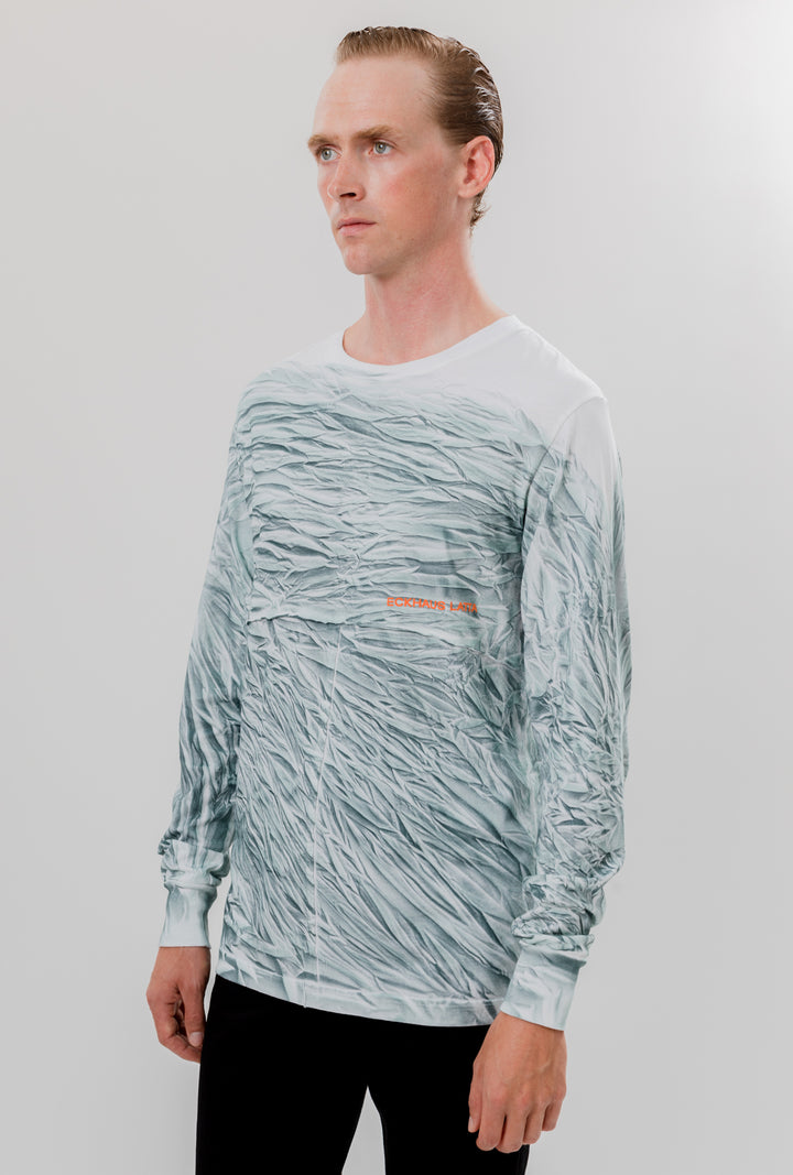Lapped Longsleeve Shadow Dye