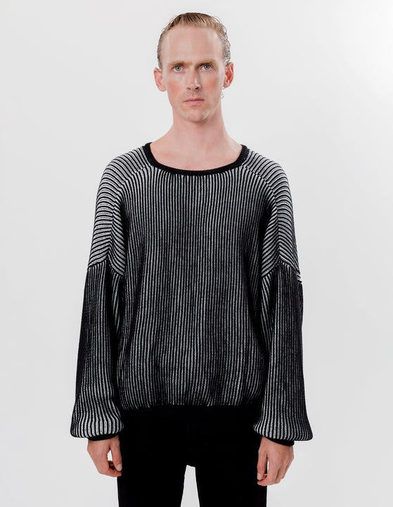 Spine Sweater
