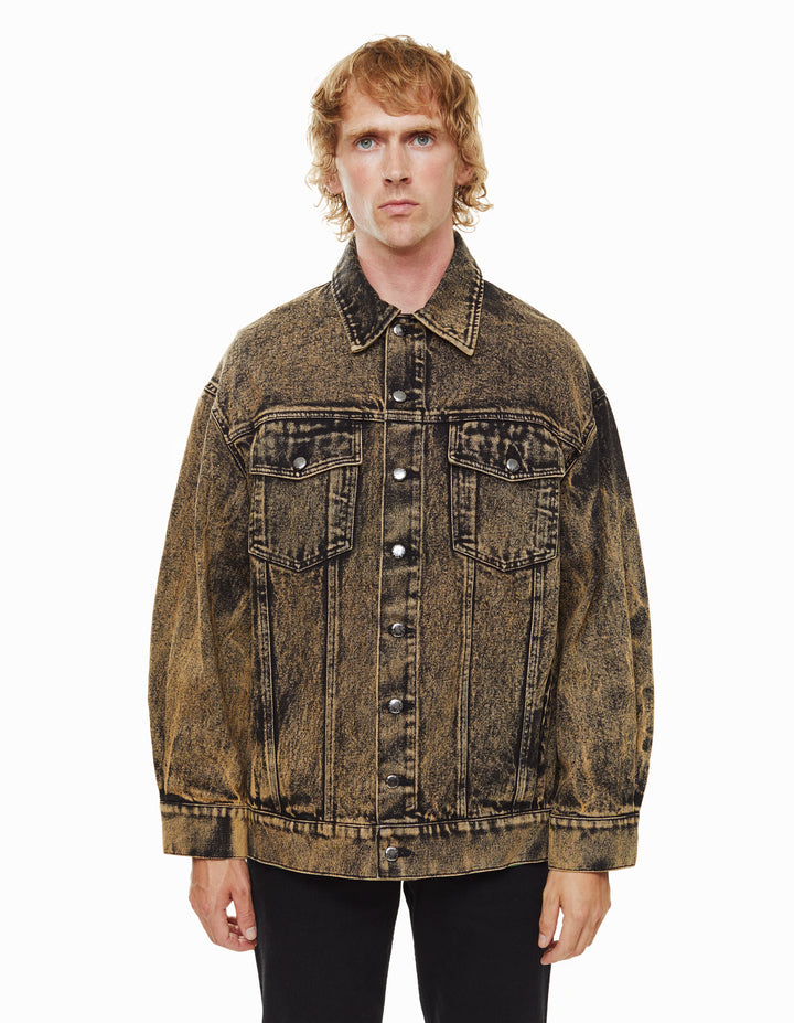 NOUVEAU DENIM JACKET