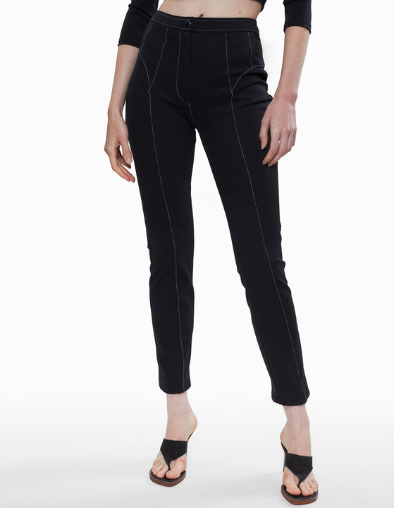 EXCLUSIVE RIDE LEGGING, BLACK