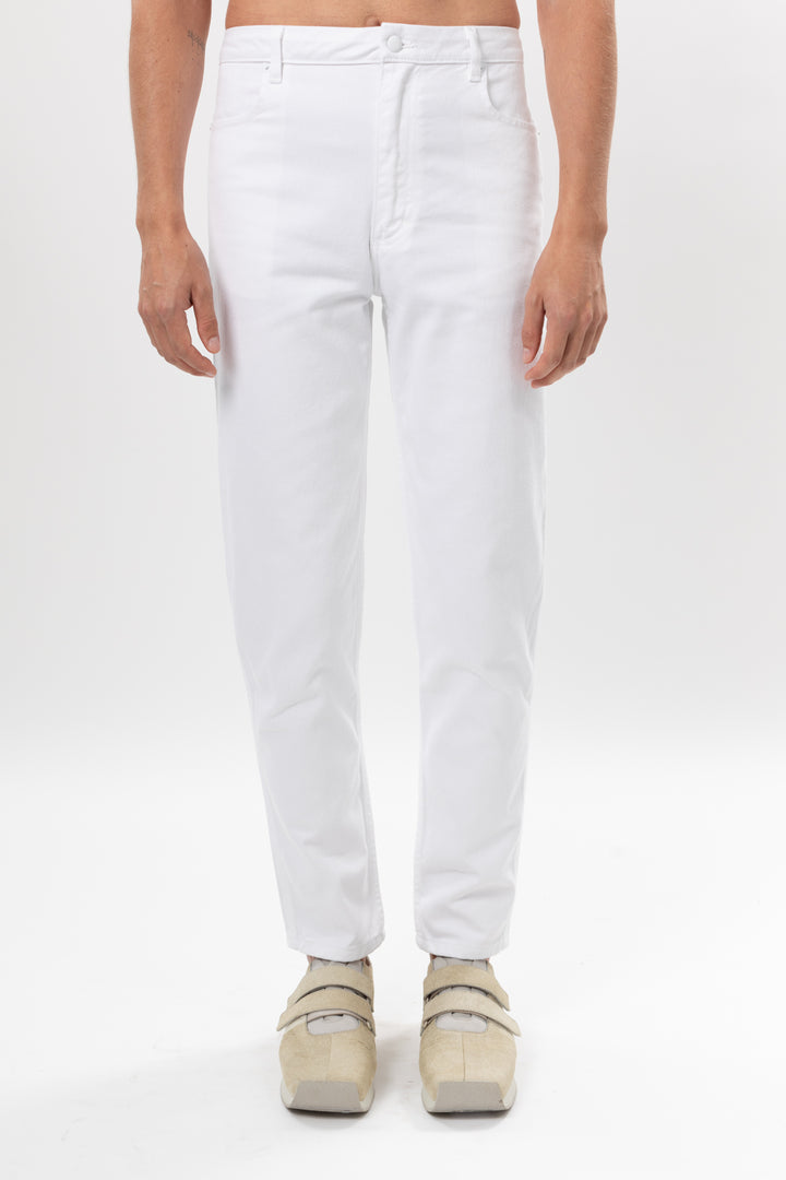 EL Jean Optic White