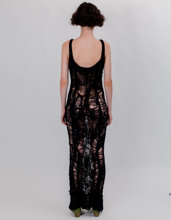 SPIDER WEB DRESS