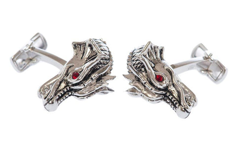 Dragon Cufflinks - MCM Studio