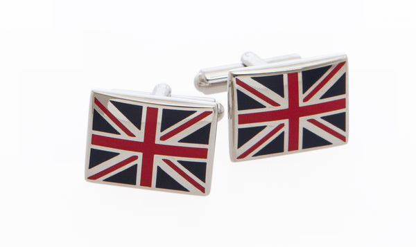 United Kingdom Flag Cufflinks