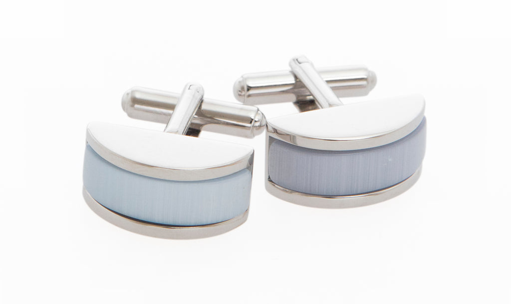 Alessandro Mother of Pearl Cufflinks - MCM Studio