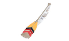 Rowing Oar Arrow Tie Bar