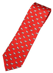 Uberto Hunter Dog Tie