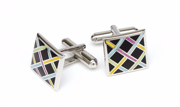 Multi Check Cufflinks