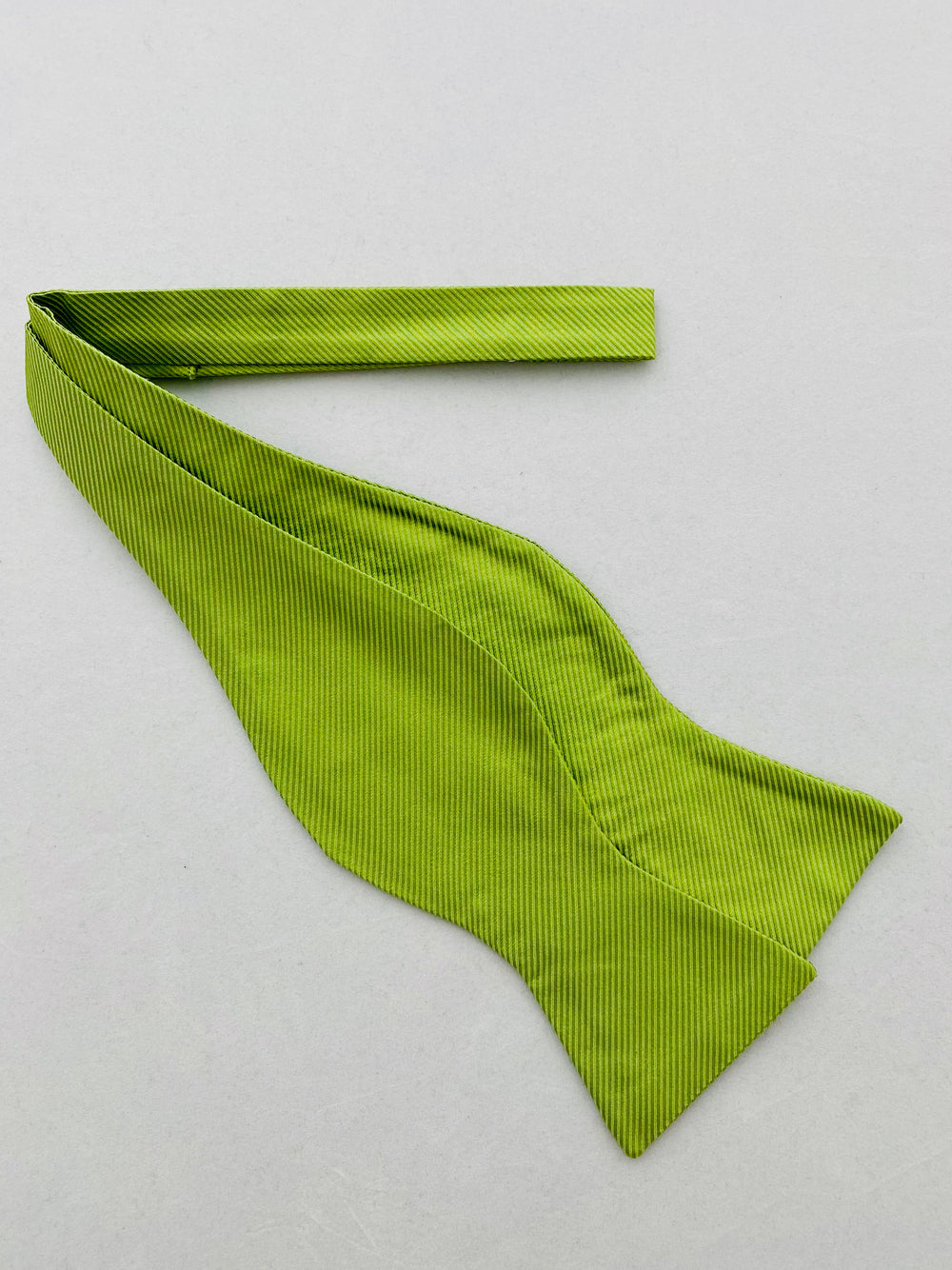 MCM Studio Bow Tie Made In Italy by Fratellini Bright Green