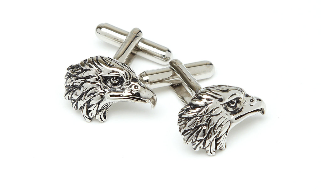 Eagle Hawk Cufflinks - MCM Studio
