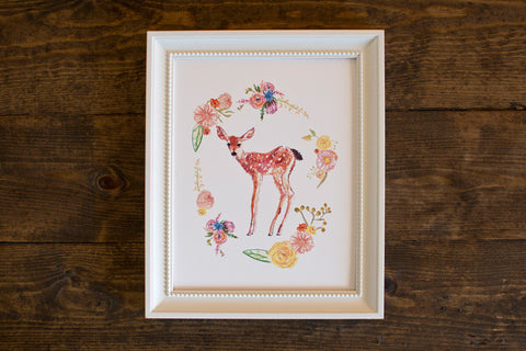 baby deer - The Stationery Bakery