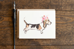 Basset - The Stationery Bakery