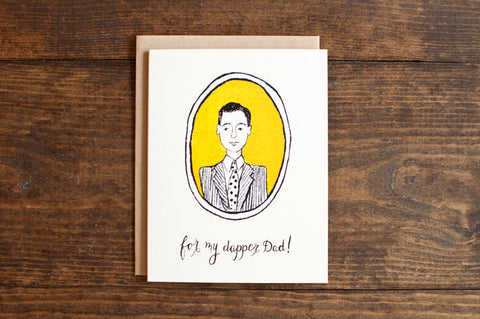 Dapper dad - The Stationery Bakery