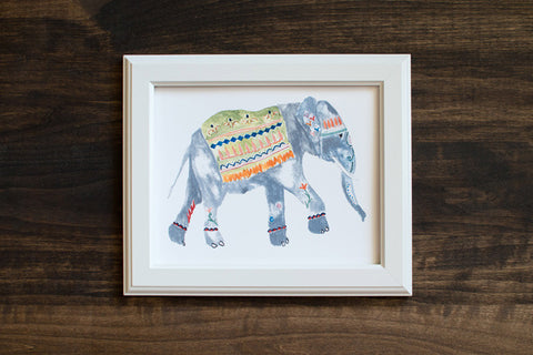 Indian Elephant - The Stationery Bakery