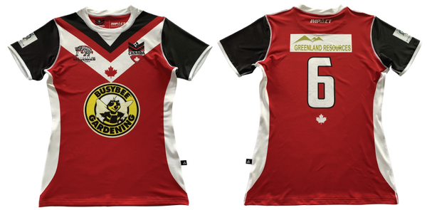 91a80007b Their playing kits and training apparel has been designed and manufactured  exclusively by Impact Prowear.