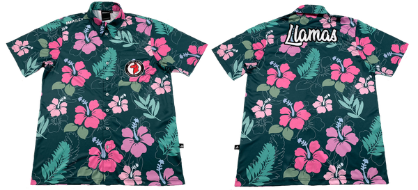 33a37e57 Impact Prowear are now producing Hawaiian Shirt, which are perfect for your  next tour! As always, we have digitally sublimated all logos, designs and  ...