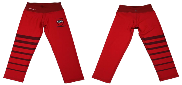 04df94fc09a We are excited to announce our new custom leggings for the Denmark Rugby  Union Woman's 7's Team. The team will be wearing our new custom leggings  for their ...