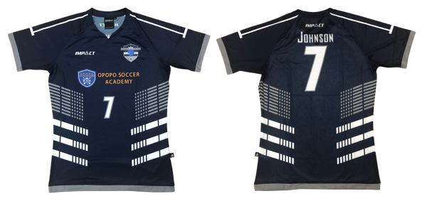 ff2af40d6 All home and away kits were designed in collaboration with the team with all  apparel produced by Impact Prowear.