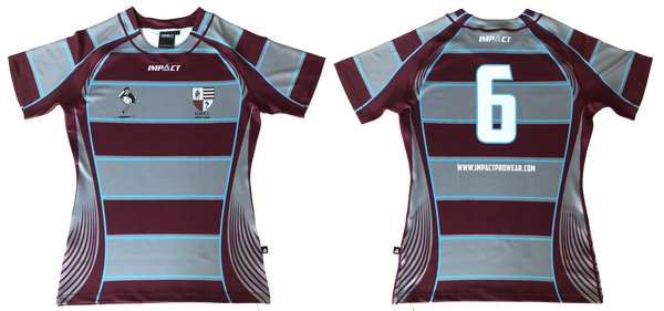 1474342ab Impact Prowear are proud to be extending our relationship with M.S.R.G De  Maraboes Rugby team in The Netherlands for the 2018 Season! The latest  design was ...