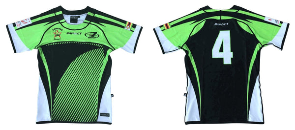 cb3372e39 Impact Prowear are proud to be supplying the Zimbabwe Rugby 7s team for  2019 and continuing our partnership with The Cheetahs! The latest design  was made in ...