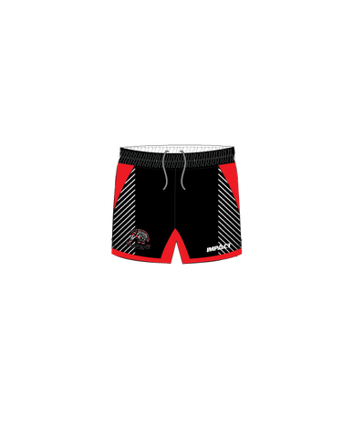 Official Canada Rugby League Replica Shorts | 2018