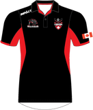 Official Canada Rugby League Team Polo | 2018