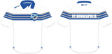FC Minneapolis | White Polo Shirt