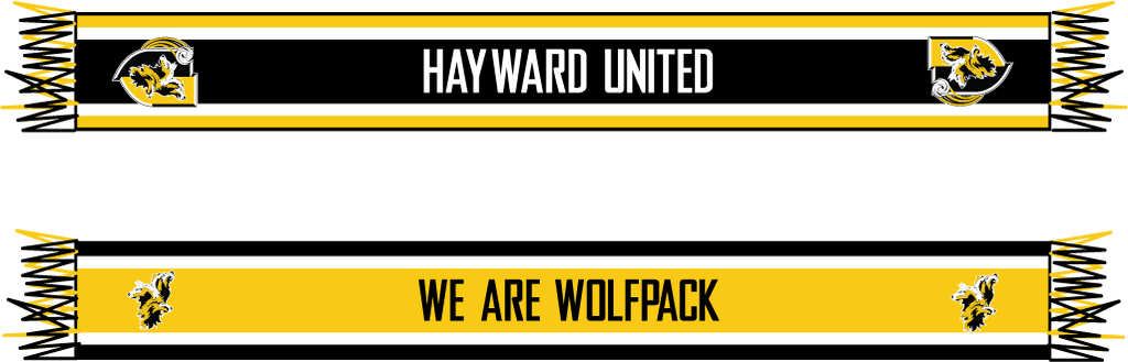 Hayward United Soccer | Team Scarfs