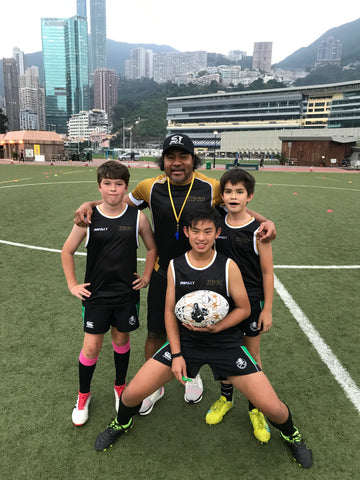 Tuilagi Rugby Skills | Rugby Training Camps Hong Kong