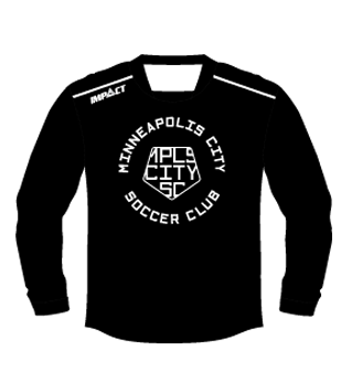 MPLS City Soccer Training Shirt