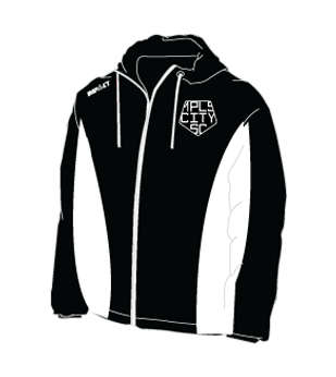 MPLS City Soccer Tracksuit Jacket