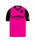 MPLS City Soccer Shirt | Pink Away
