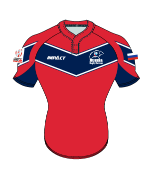 Russia Rugby 7s | Away Supporter Jersey