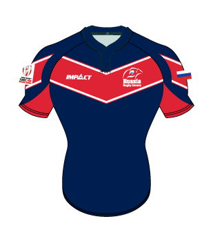 Russia Rugby 7s | Home Supporter Jersey