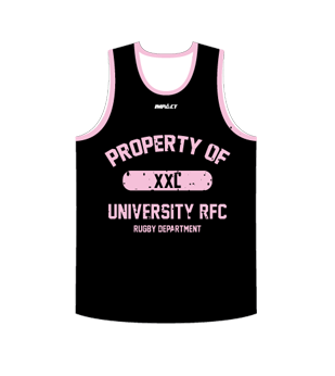 University RFCTraining Vest | Dept | 2016