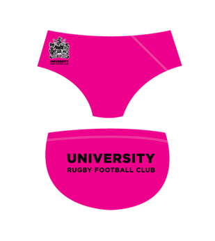 University RFC Tackle Trunks | Shocking Pink | 2017